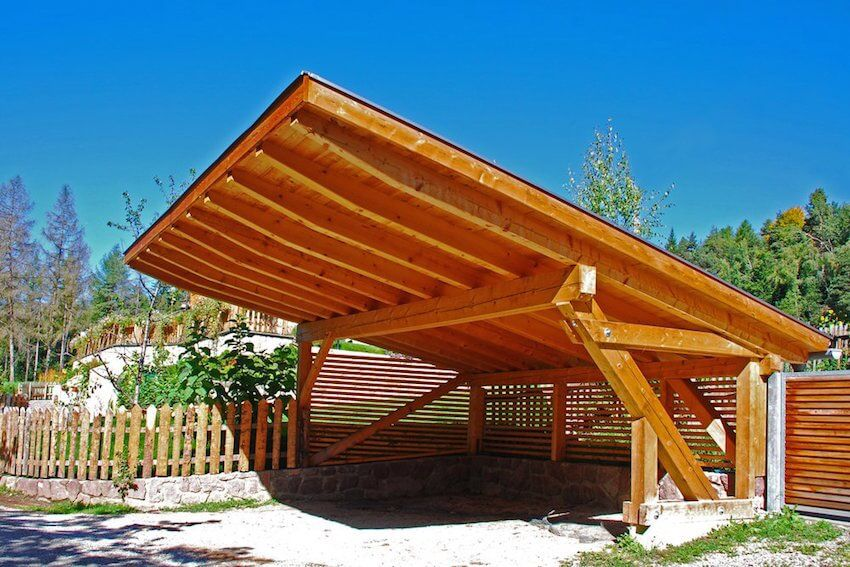 How to Choose the Best Carport for Your Home Modern carport