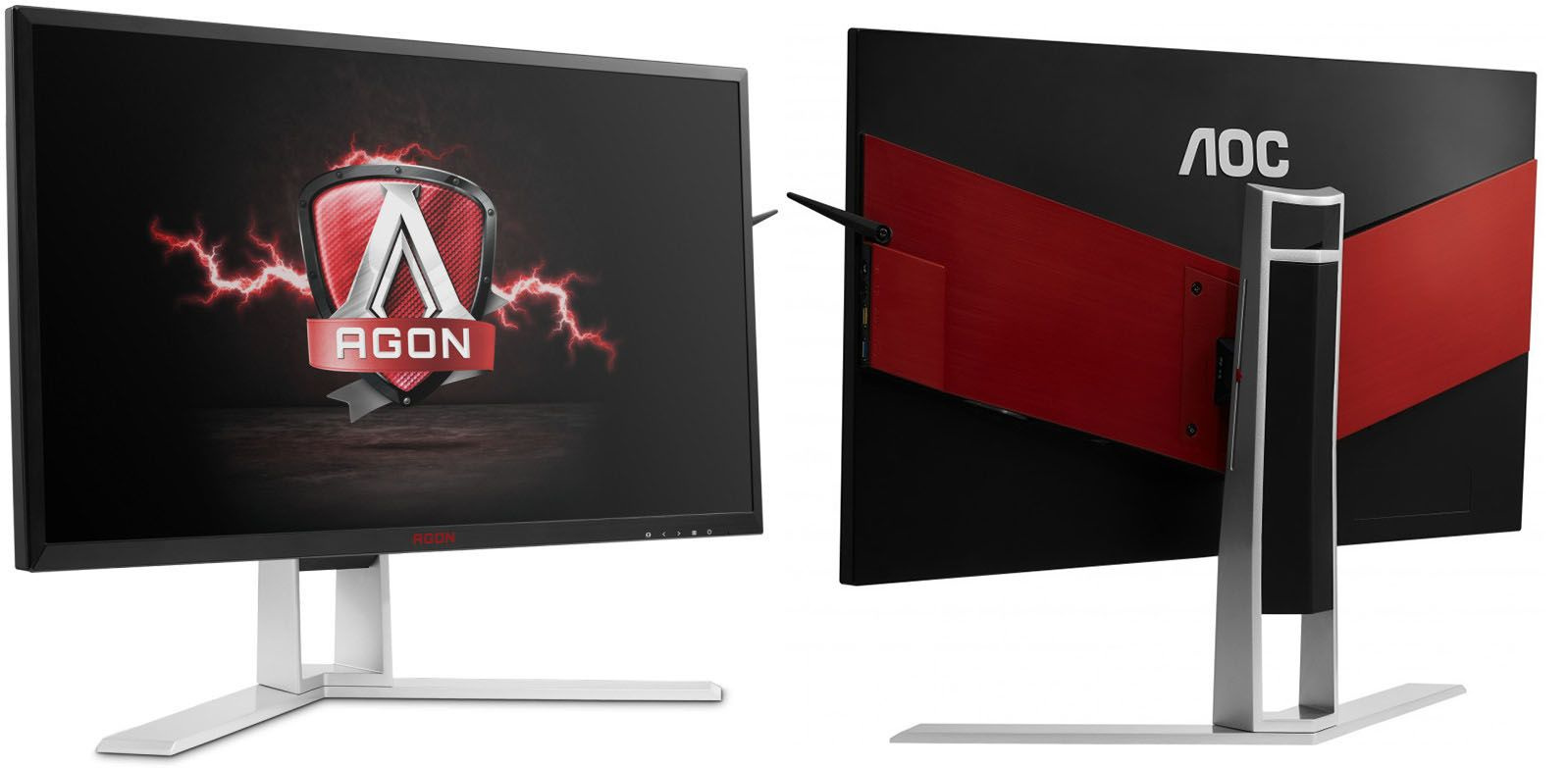 AOC unveiled the AG241 series under AGON Gaming Monitors
