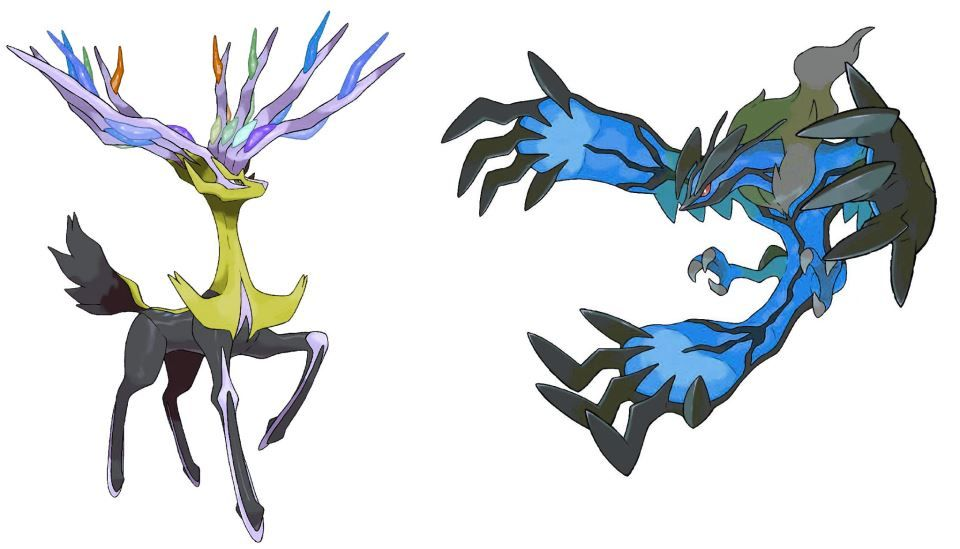 All Shiny Legendary Pokemon | Pokémon X and Y Discussion ...