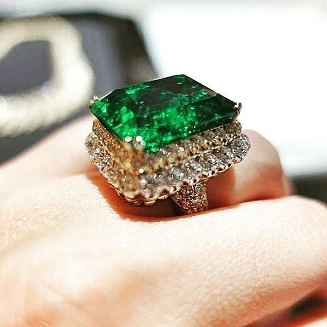 may emrald birthstone rings solitaire eragem square platinum carat ring natural emerald jewelry