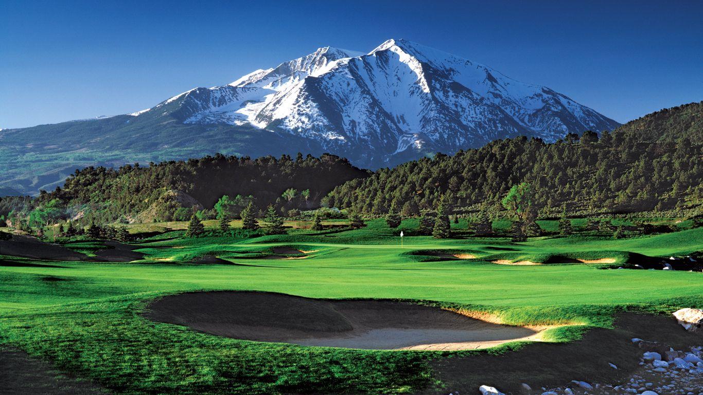 High definition golf wallpaper