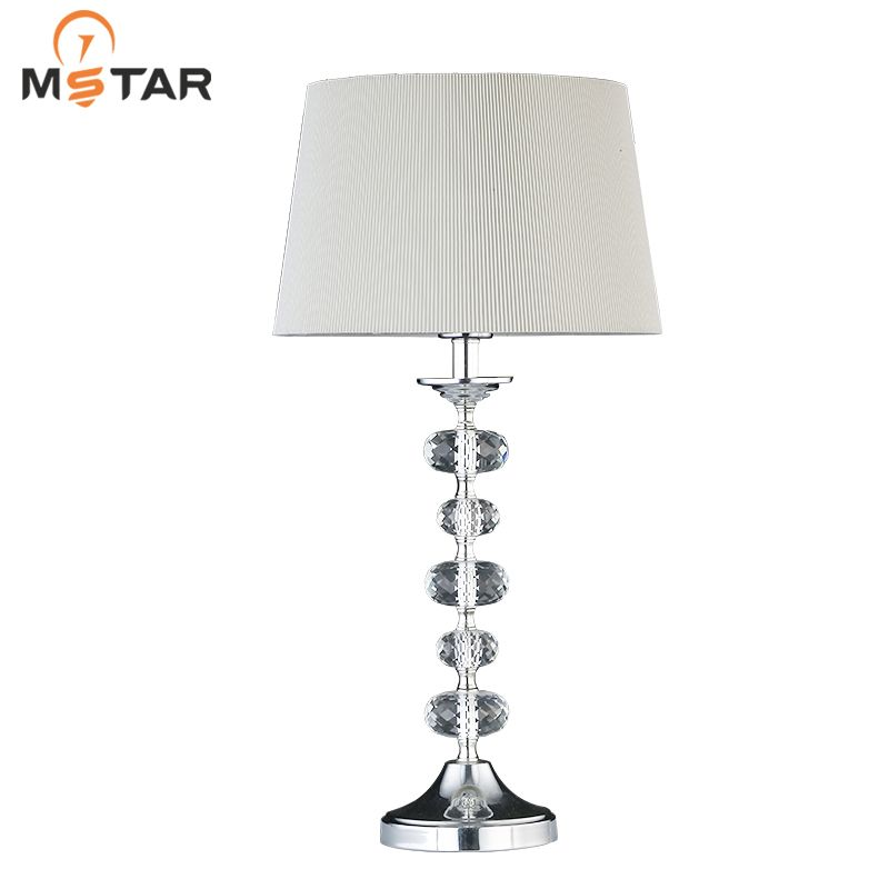 Hot Sale Modern Table Lamps For Hotel Bedside Crystal Chandelier Table Lamp Modern Table Lamp Black Table Lamps Brass Table Lamps