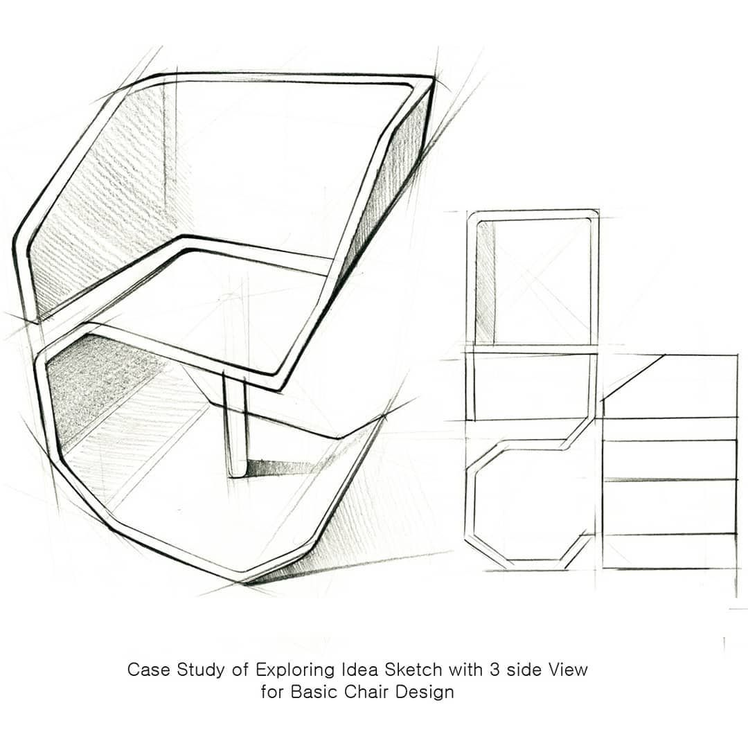 Ortographic Chair Drawing Farmhouse Table Chairs Chair Drawing Dining Room Chairs Ikea