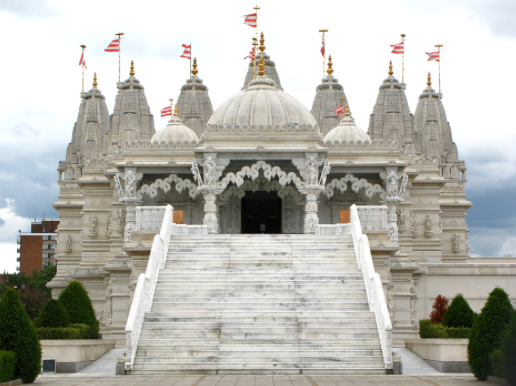 the hindu place of worship for the followers of hinduism
