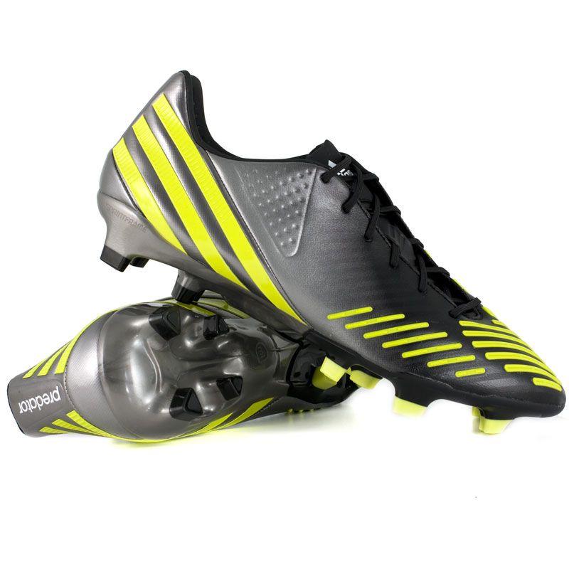 Adidas Predator LZ TRX FG negro / civela / fen Pinterest adidas