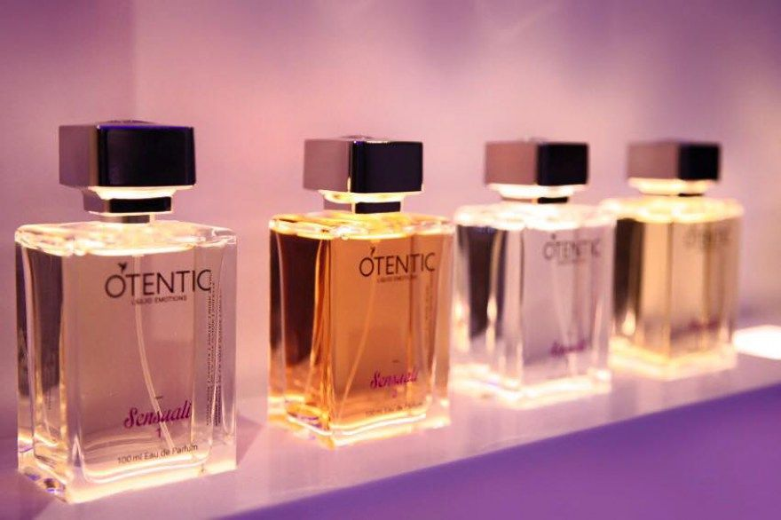 Otentic perfumes - Belmodo