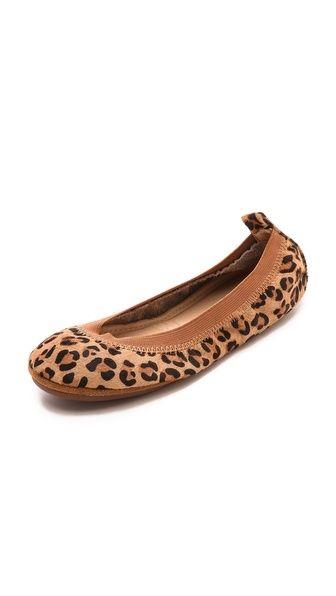 { Dallas Shaw picks: yosi samra leopard flats }