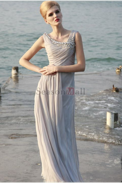 2012 Collection Squire Sheath/Column Prom Dresses Under 200 USD 158.39 PNC9NXKY - SeasonMall.com