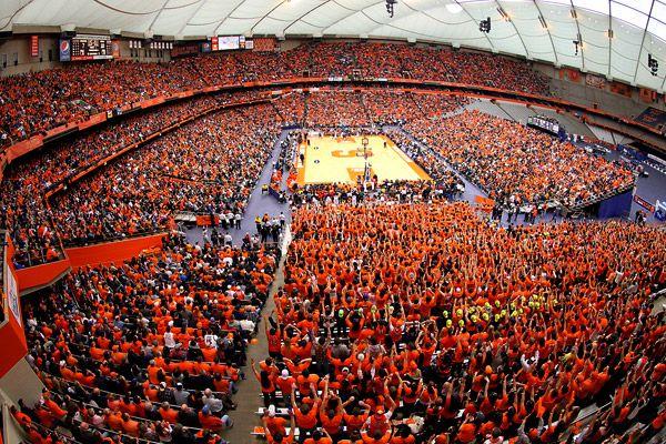 Carrier Dome Syracuse University Syracuse Ny Syracuse