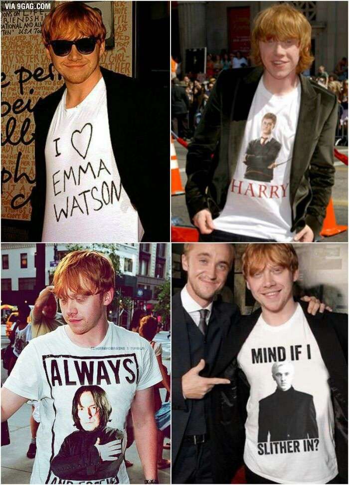 Rupert Grint Harry Potter Memes Harry Potter Actors Harry Potter Images