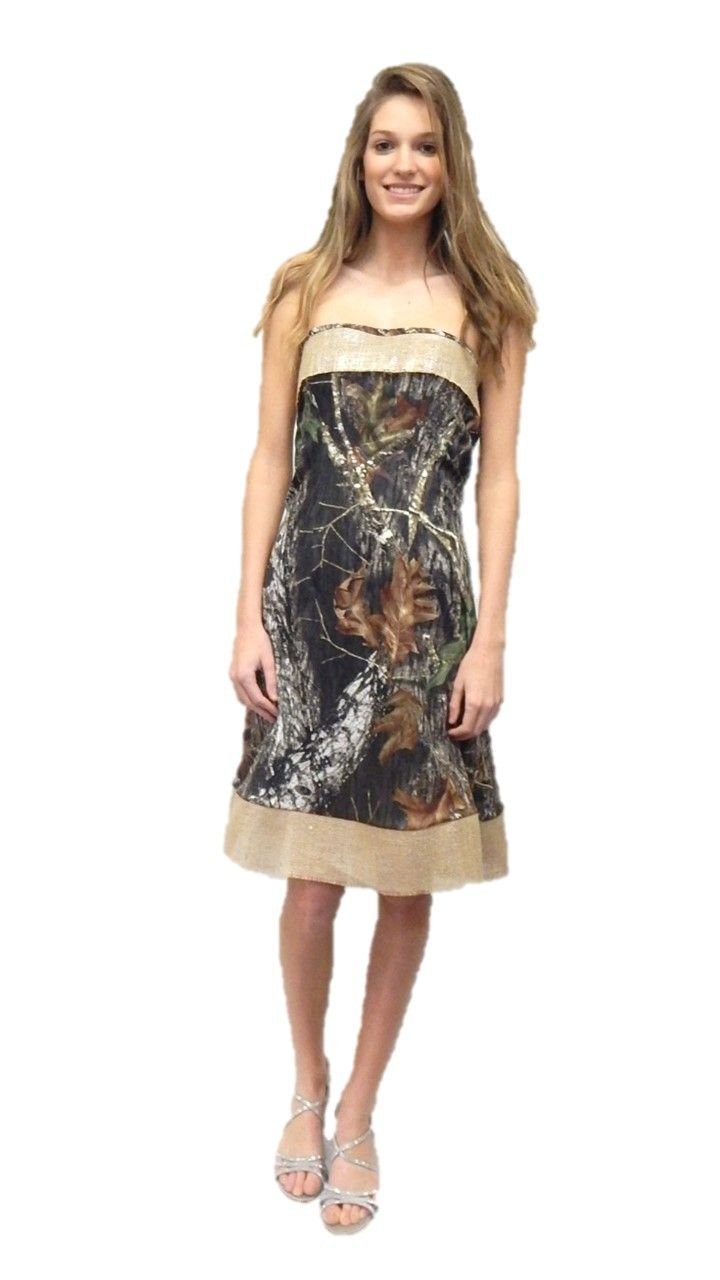 Camo diva mandy burlap trimmed camo bridesmaid dress 10999 camo diva mandy burlap trimmed camo bridesmaid dress 10999 http ombrellifo Choice Image