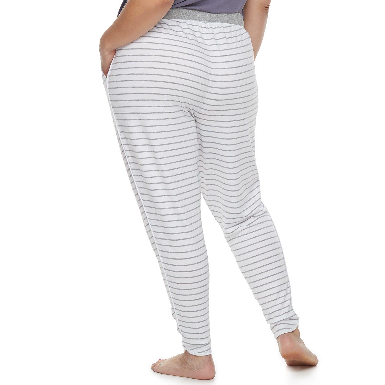 0c3009afeec25 Plus Size SONOMA Goods for Life™ Tulip Hem Sleep Pants in 2019 ...