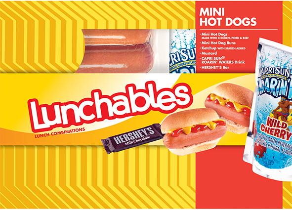Lunchables Mini Hot Dogs   Shop in 2019   Food, Dorm food ...