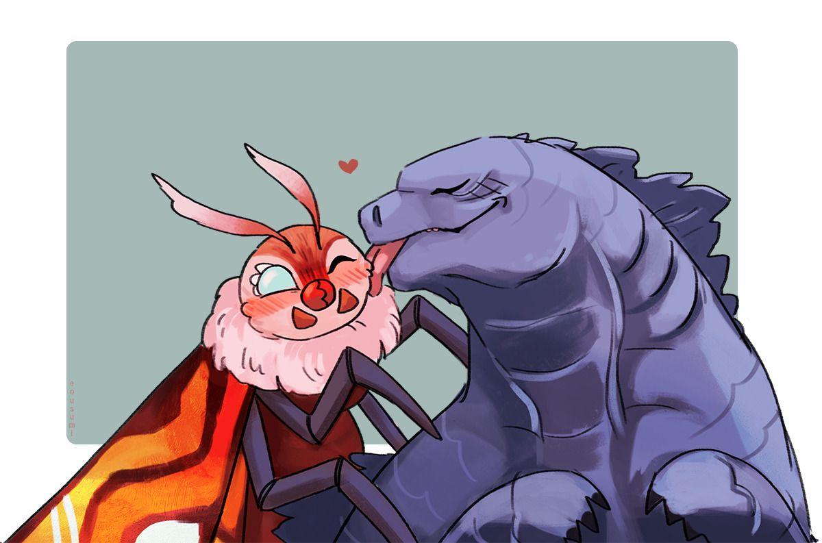 Godzilla Mothra Tumblr All Godzilla Monsters Godzilla