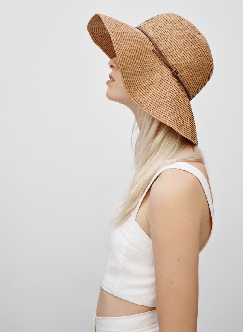 2c18ac4e A packable floppy hat to take wherever you go Floppy Straw Hat, Eau Claire,