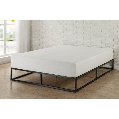 Cyril Platform Bed Allmodern Modern Bed Frame Diy Platform
