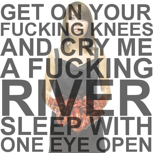 Bring Me The Horizon - Sleep With One Eye Open