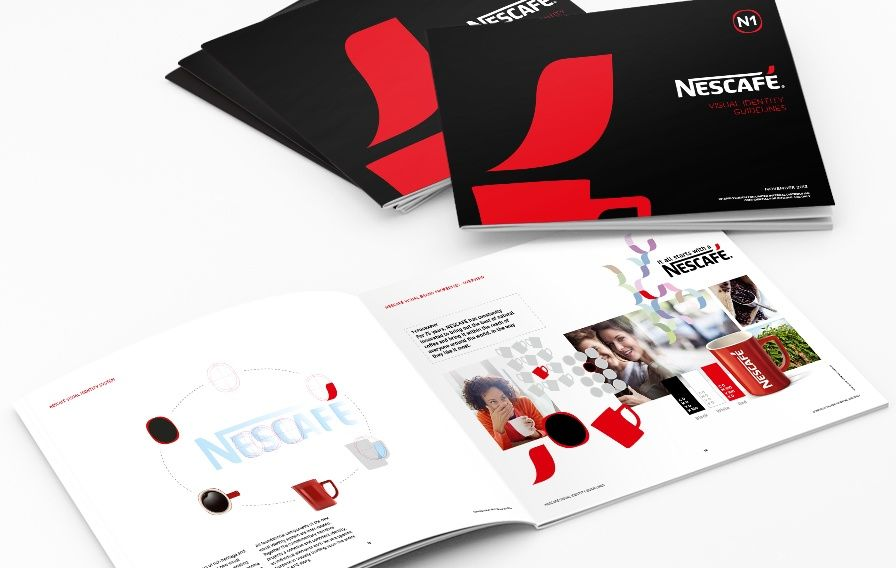 Nestlé, It all starts with a Nescafé - CBA, designing brands with heart