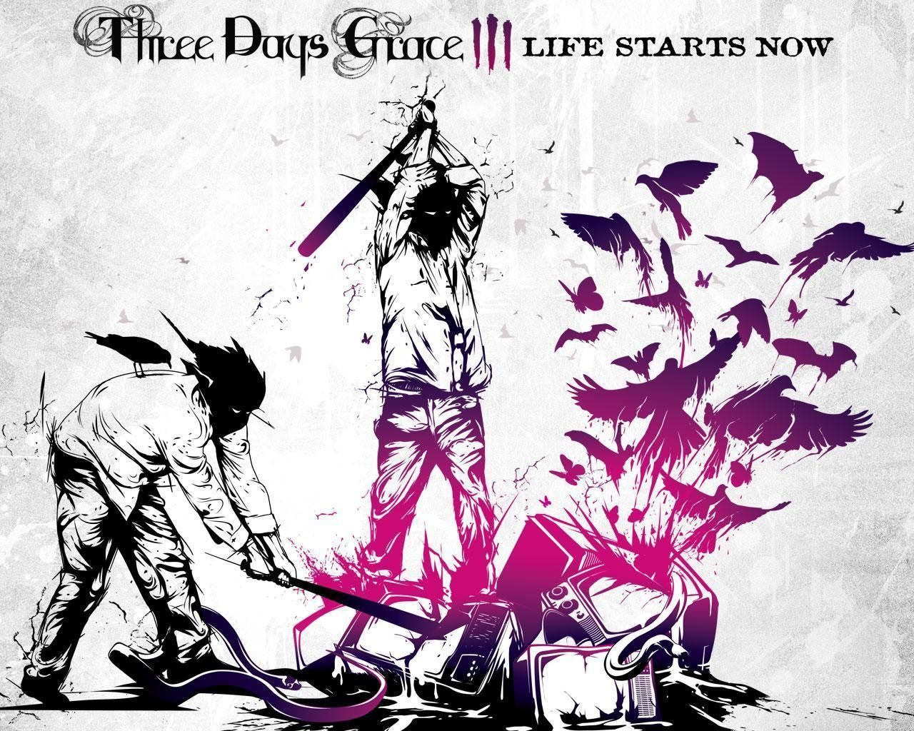 Three Days Grace Wallpaper Three Days Grace Three Days Grace Now Albums Album Art