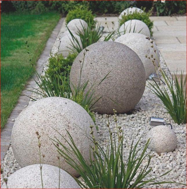 37 Einzigartig Garten Dekorieren Mit Steinen Meinung Garten Deko Ideen Vorgarten Ideen Selbermachen Garten