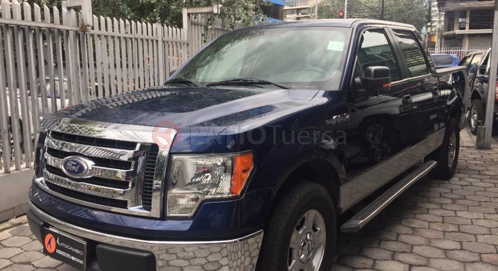 ford f 150 xlt cd 2010 camioneta doble cabina en quito pichincha comprar usado - Patio Tuerca Ecuador
