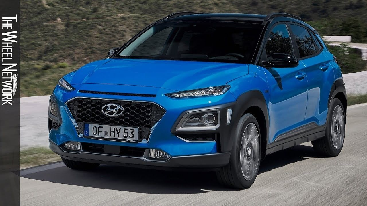 Pin by Rel Nelson on cars Hyundai, Kona, Safe cars