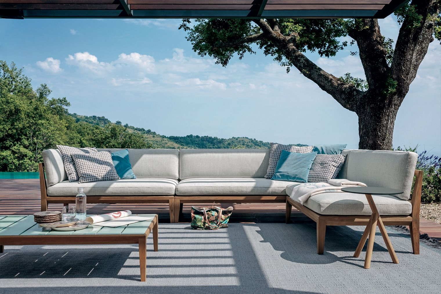 The new RODA 2017 catalogue for outdoor furniture - The New RODA 2017 Catalogue For Outdoor Furniture Beach House