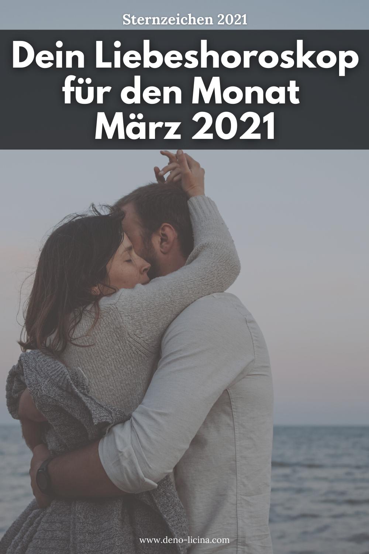 Dein Liebeshoroskop für März 2021 in 2021 | Horoskop