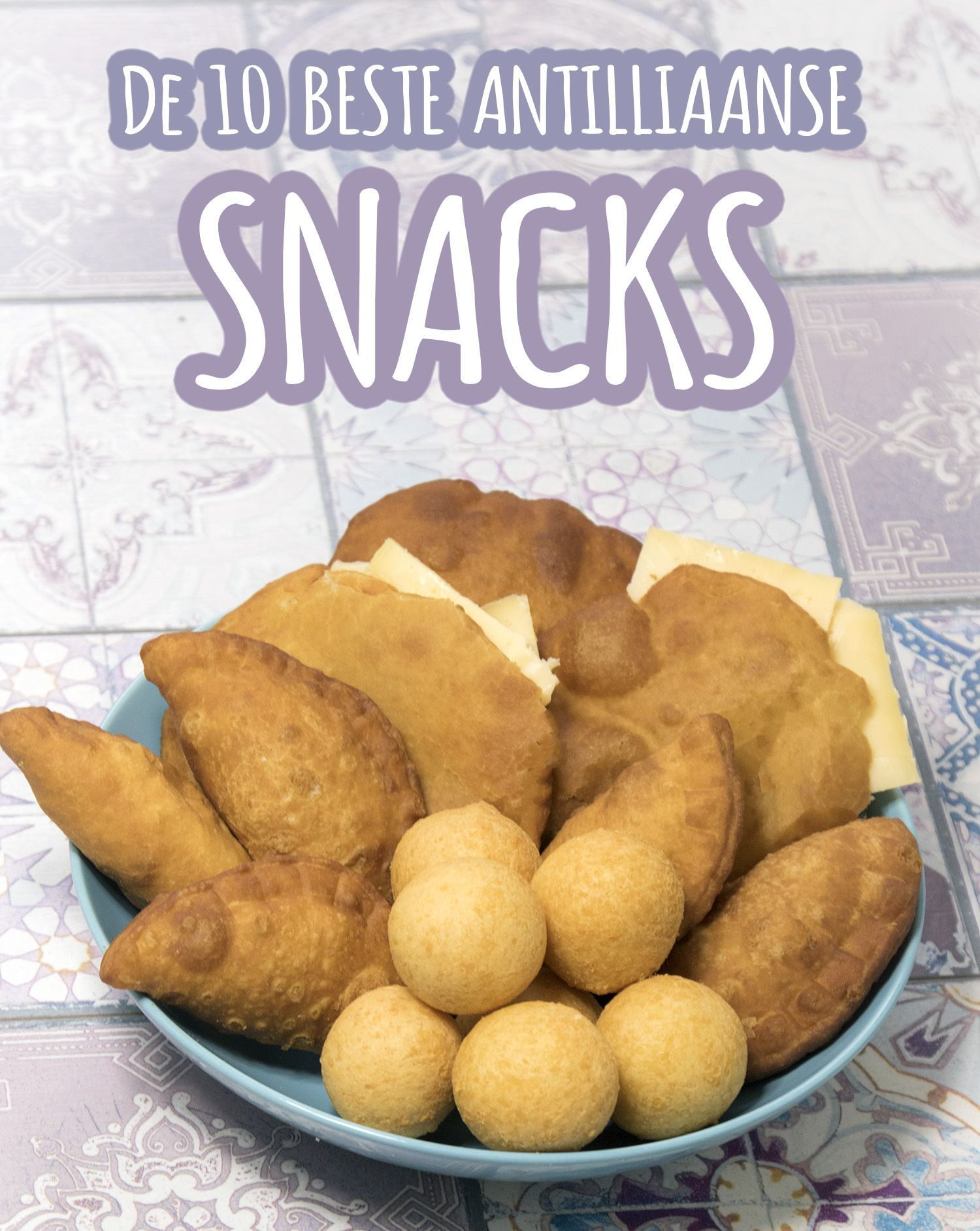 Super De top 10 Antilliaanse snacks | Recept (met afbeeldingen) | Snacks RP-49