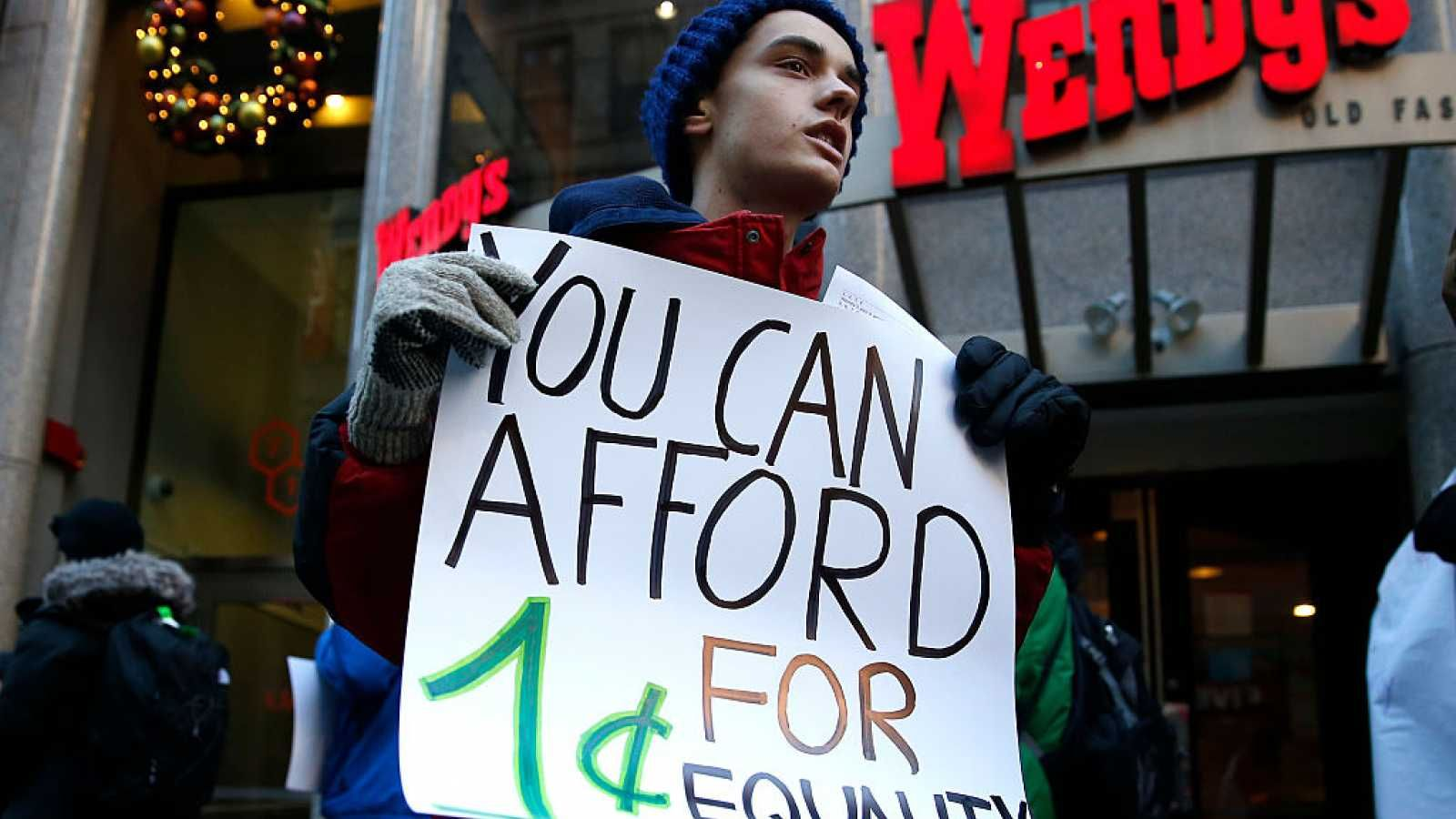 """The left has been championing a $15 minimum wage for fast food workers for quite some time, not realizing that a higher minimum wage will cause fast food workers to lose their jobs to robots. Case in point: Wendy's.  The Associated Pressreports that Wendy's has announced that they will be installing """"self-ordering kiosks at about 1,000 locations by the end of the year"""" because they're cheaper and ease the burden of long lines."""