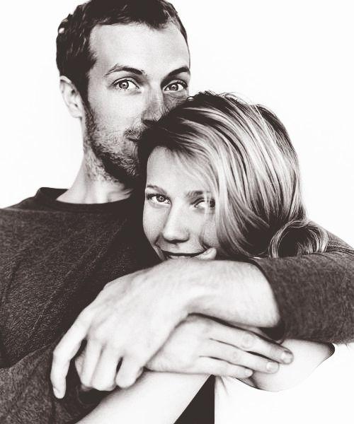 Chris Martin & Gwyneth Paltrow Oh my GOSH!!!!!!!!!! They are soooooooooo cute! So happy I found a picture of them together!