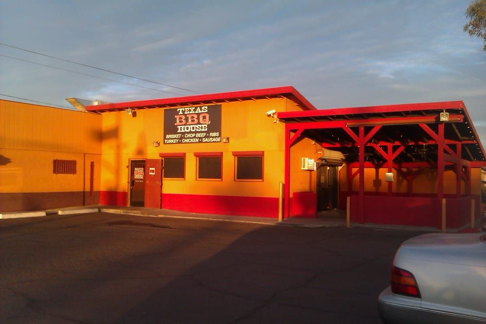 These 9 Hole In The Wall Bbq Restaurants In Arizona Are Great Places To Eat Bbq House Bbq Restaurant