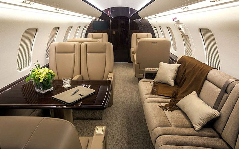How much does it cost to fly in a private jet? This is the