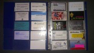 My modern rolodex card organizing idea categorize your business my modern rolodex card organizing idea categorize your business cards coupons gift cards colourmoves