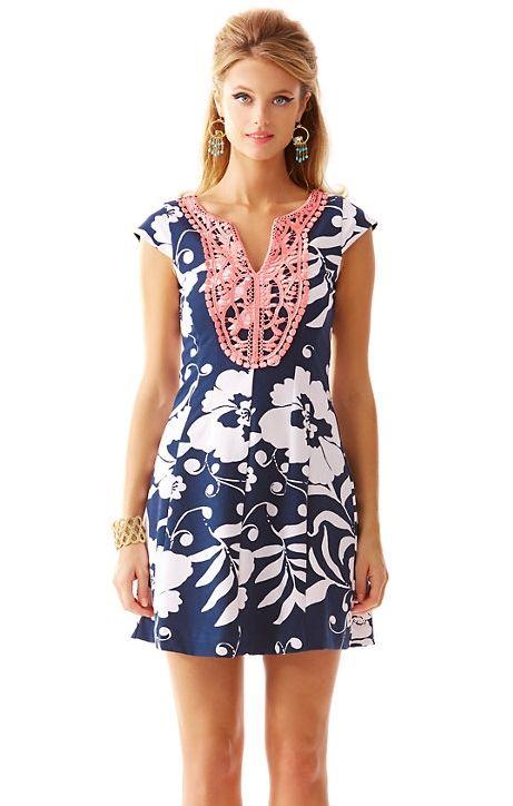 Lilly Pulitzer Briella Fit & Flare Cap Sleeve Dress