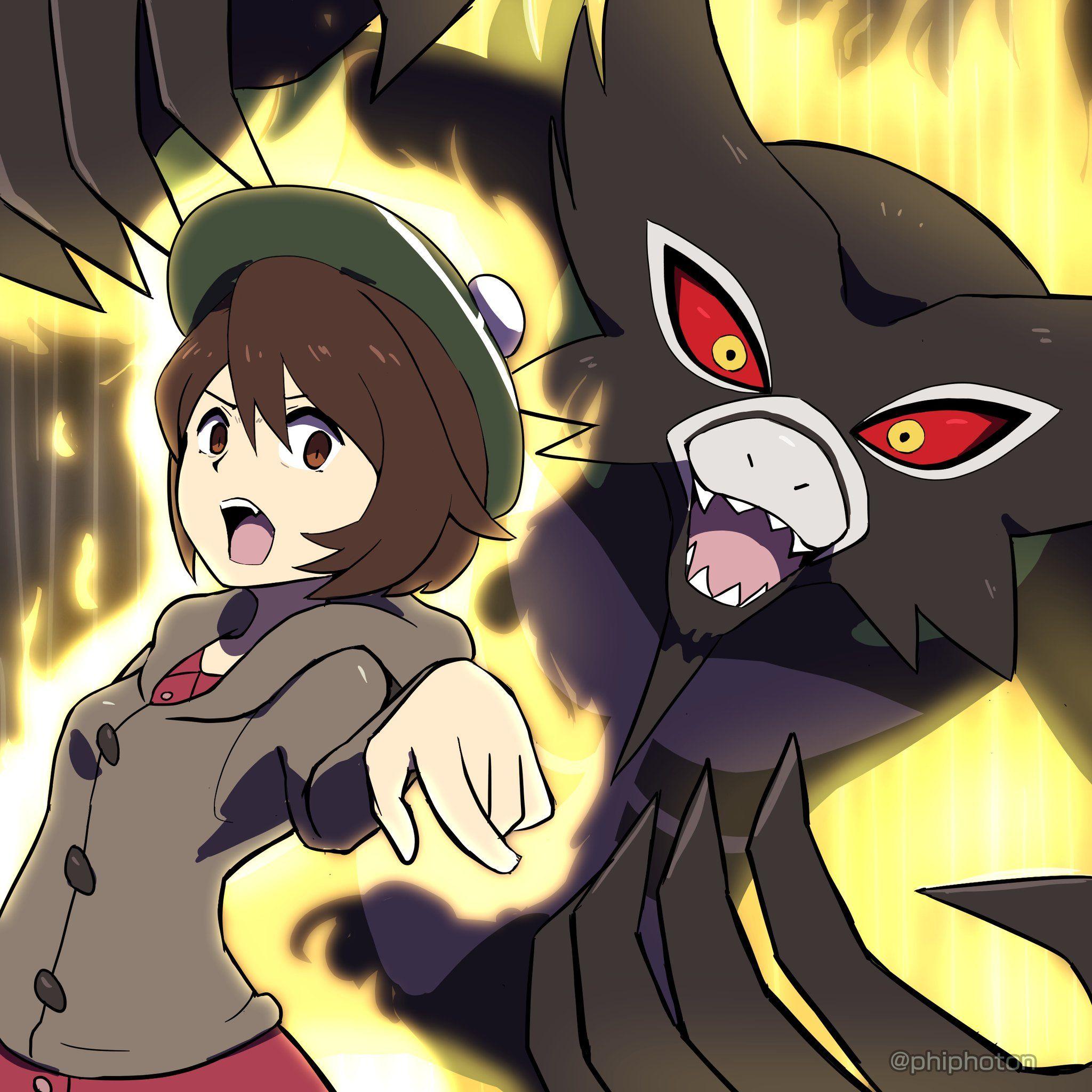 Phiphi on Anime, Japanese names, Pokemon
