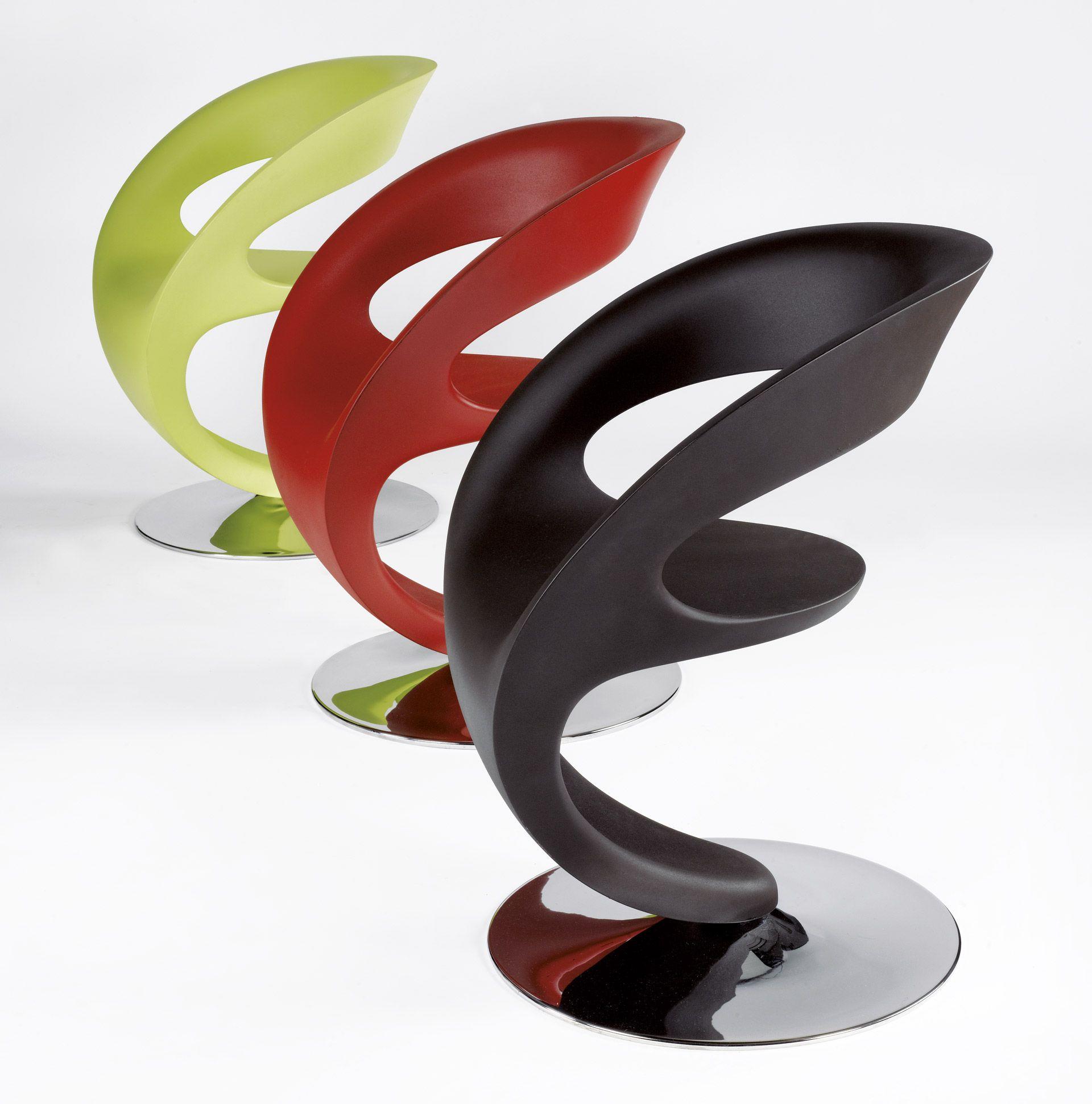 Tondina 4 legs with arms :: Sedie Indoor :: Infiniti Design ...