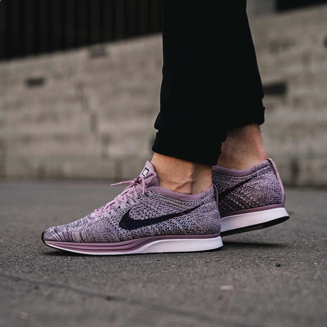 fb4ade24a2d9 Nike Flyknit Racer Macaroon Pack