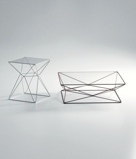 Lounge tables | Tables | foxhole | spHaus | Nathan Yong. Check it out on Architonic