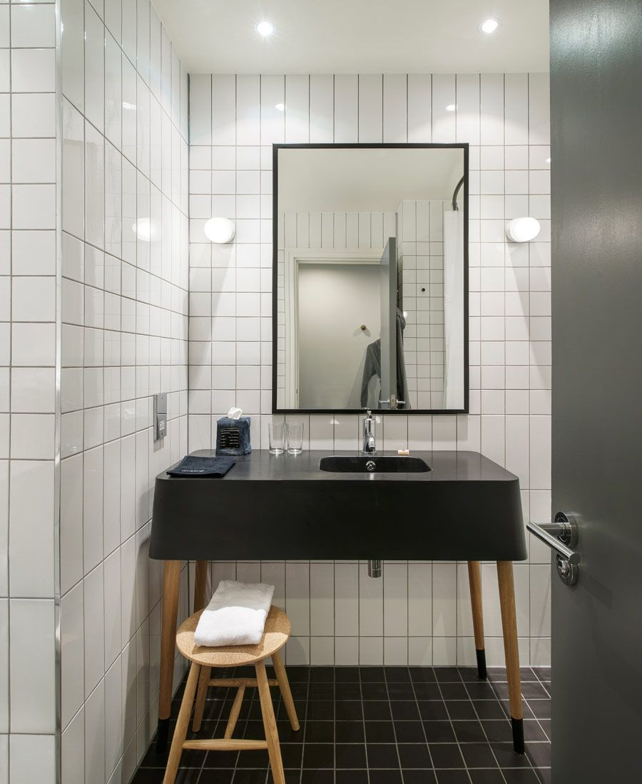 Hotel Bathroom Layout: Ace Hotel, Shoreditch, London: Casual Design Hotel For The