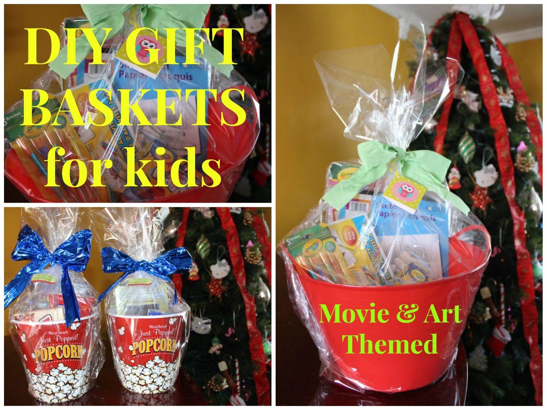 Diy Gift Basket Ideas Movie Themed Gift Basket Ideas Diy Gifts