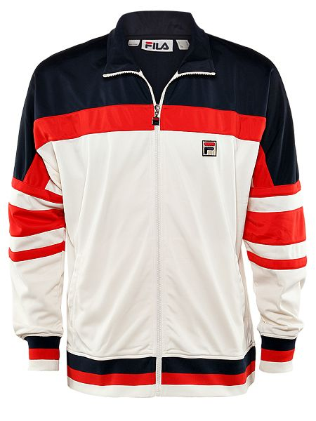 5a10fc35a8d Fila - Vintage Vilas Jacket. LOVE IT! | Vintage sports outfits in ...
