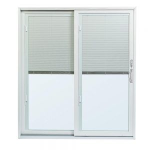 Andersen 70 12 12 In 200 Series Right Hand Perma Shield With Dimensions  1000 X 1000 Andersen Sliding Patio Door With Blinds   A Door Does Not Need  To