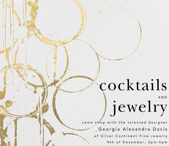 Private trunk show invitation silvercontinent silver for Stella and dot invitation templates