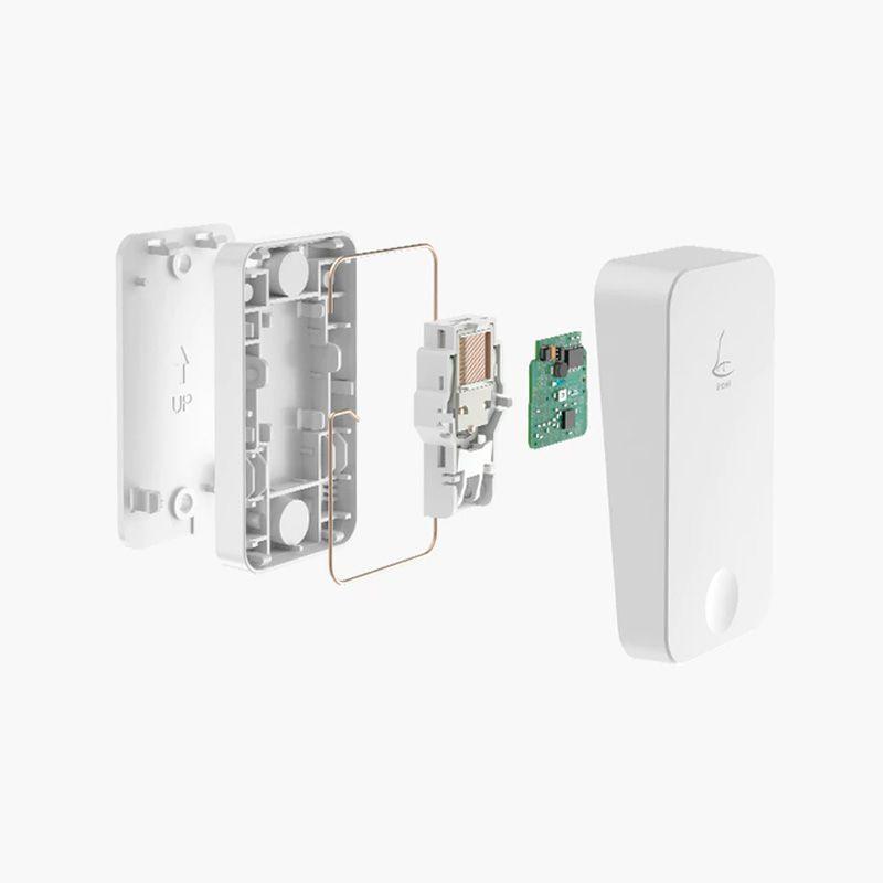 Buy linbell g4 plugin wireless doorbell selfpowered