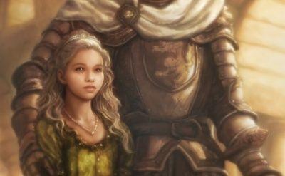 Myrcella Baratheon Throne Of Glass Fantasy Inspiration Fantasy