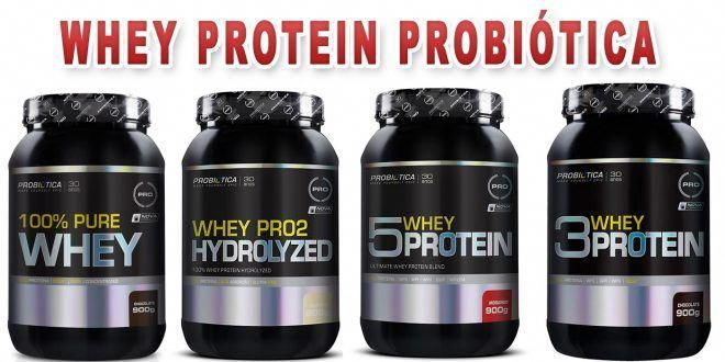 11036f416 Whey Protein Probiótica é bom  Veja seus benefícios