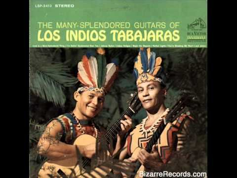 Los Indios Tabajaras - Fly me to the moon - YouTube