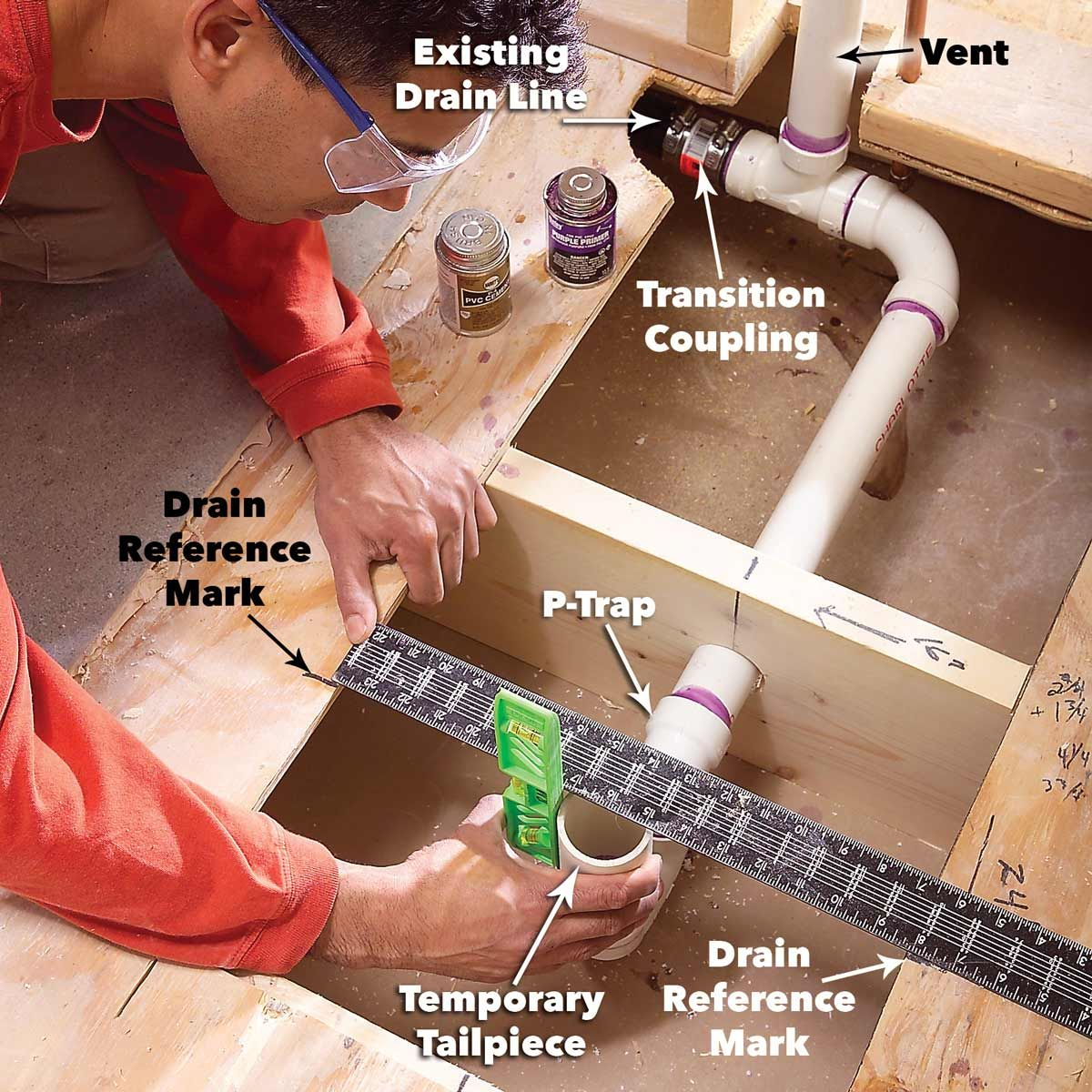 How To Fit A Shower Tray With Images Shower Plumbing Shower Installation Shower Base