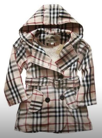 Girls plaid jacket - Kiddiekart